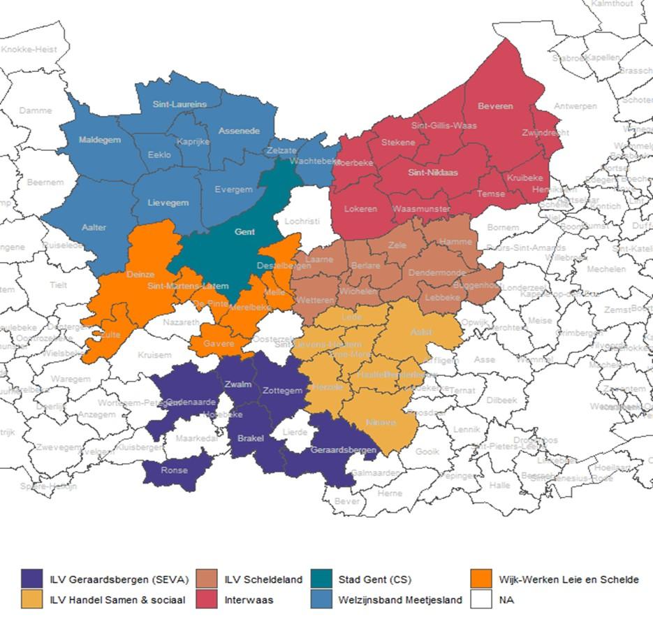 Oost Vlaanderen