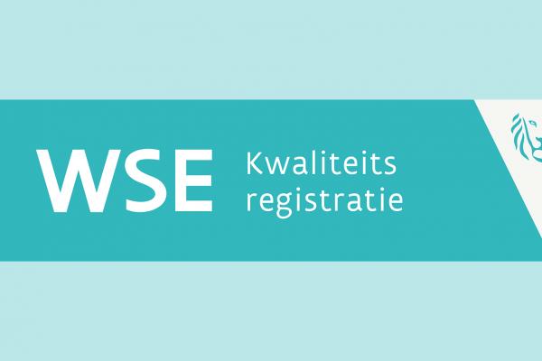 Label kwaliteitsregistratie WSE